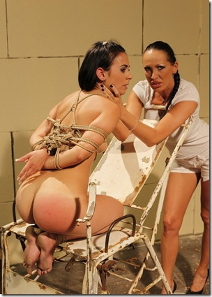 hana and mandy bright - nurse dominatrix